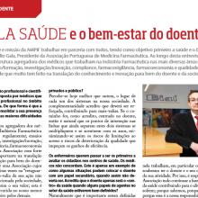 """Entrevista do presidente da AMPIF à """"Pontos de Vista"""""""